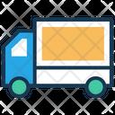 Delivery Van Parcel Van Courier Van Icon