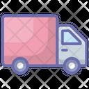 Delivery Van Icon