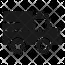 Cargo Delivery Icon Icon