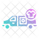 Delivery Truck Cargo Icon