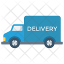 Van Delivery Truck Icon