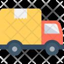 Hatchback Delivery Van Icon