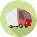 Delivery Van Consignment Icon