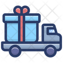Delivery Van Transport Icon