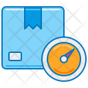 Delivery Weighing Icon