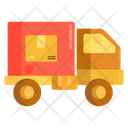 Deliverydelivery Truck Icon