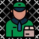 Deliveryman Job Avatar Icon