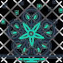 Delonix Regia Icon