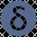Delta Alphabet Greek Icon