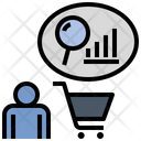 Demand Research Target Icon