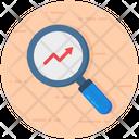Demand Planning Demand Update Demand Analysis Icon