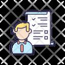 Demand Cv Resume Icon