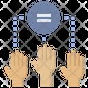 Democracy Equality Vote Icon
