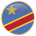 Democratic Republic Congo Icon