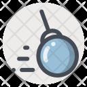 Demolation Ball Machinery Icon