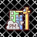 Demolition Sites Air Icon