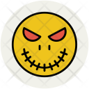 Demon Face Devil Icon