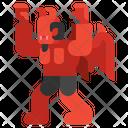 Demon Devil Evil Icon