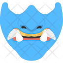 Demon Mouth Halloween Icon