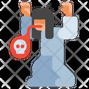 Demonic Possession Demonic Ghost Icon