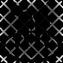 Demotivate Icon