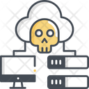 Denial Of Service Attack Icon