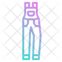 Jumper Overall Clothes Icon