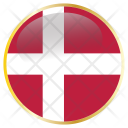 Denmark National Holida Icon