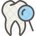 Dental Dentist Tooth Icon