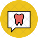 Dental Blog Chat Icon