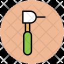 Dental Drill Health Icon