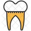 Dental Crown Teeth Icon