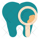 Dental Checkup Tooth Icon