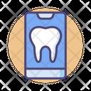 Mobile Dentist Icon