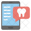 Dental App Virtual Icon