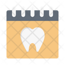 Appointment Oral Calendar Icon