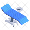 Dental Bed Icon