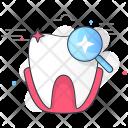 Dental Care Checkup Icon