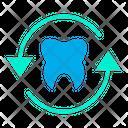Dental Care Teeth Icon