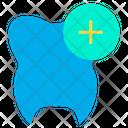 Dental Check Teeth Checkup Clean Teeth Icon