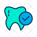 Check Dental Care Icon