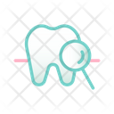 Dental Check Up Tooth Check Up Tooth Icon