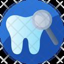 Dental Checkup Medical Icon