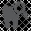 Dental Checkup Check Icon