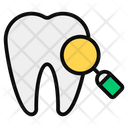 Dental Checkup Dental Treatment Human Tooth Icon