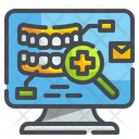 Dental Checkup Dental Online Icon