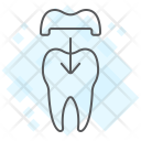 Tooth Healthy Crown Icon