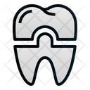 Dental crown Icon