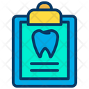 Dental Document Icon