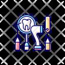 Dental Equipment Icon